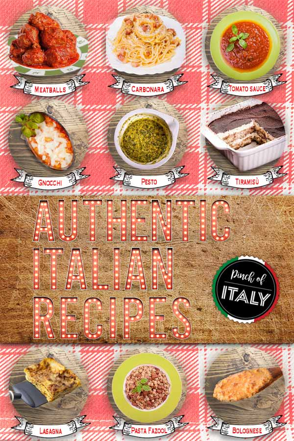 Authentic Italian Recipes