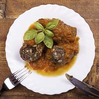 Italian Beef Braciole