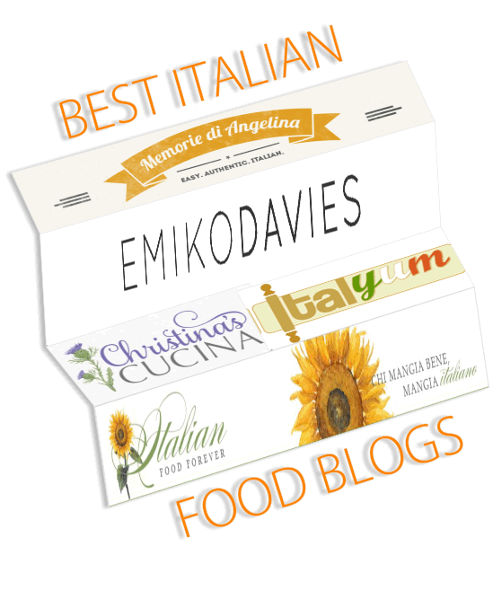 Italian Food Blogs