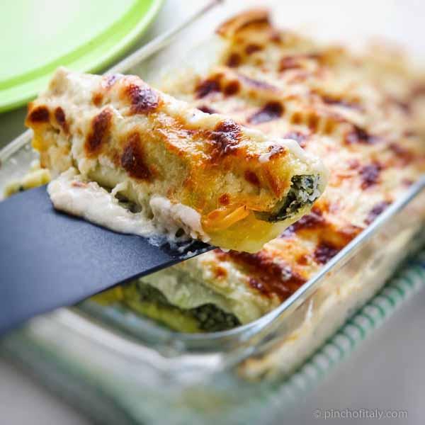 Italian Cannelloni Recipe