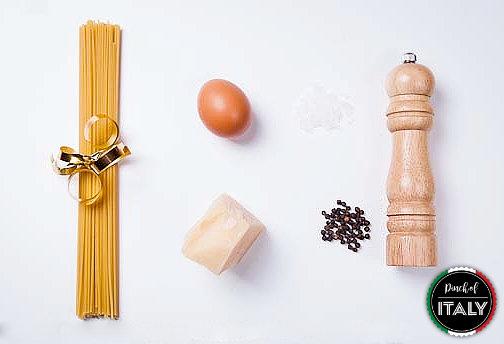 fried egg ingredients