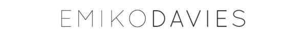 emiko davies logo