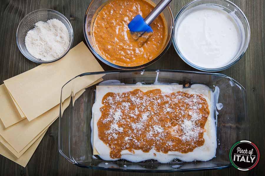 Lasagna Ingredients