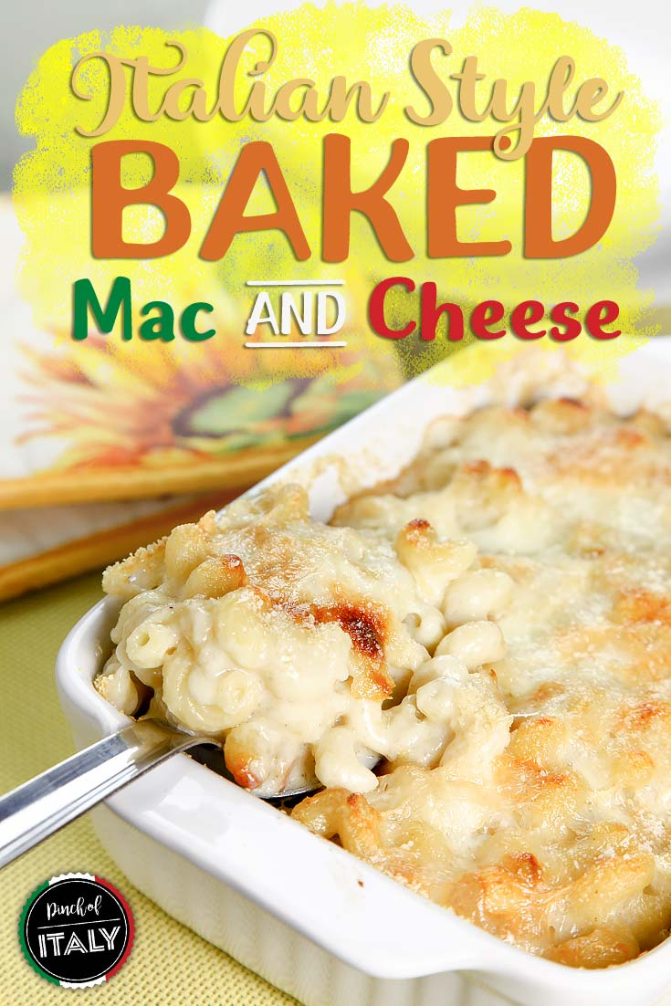 Macaroni and Cheese Steps 1-2-3