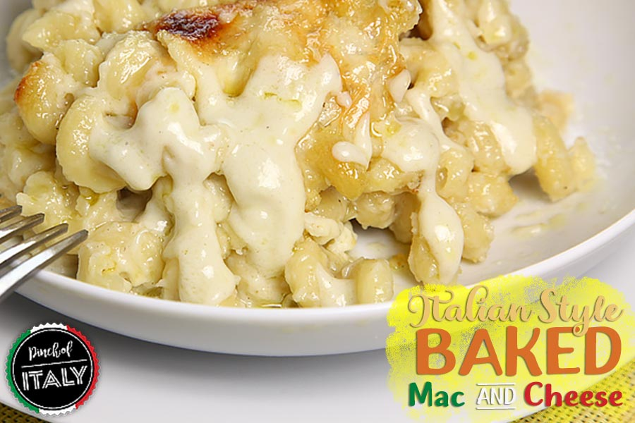 Macaroni and Cheese Steps 4-5-6