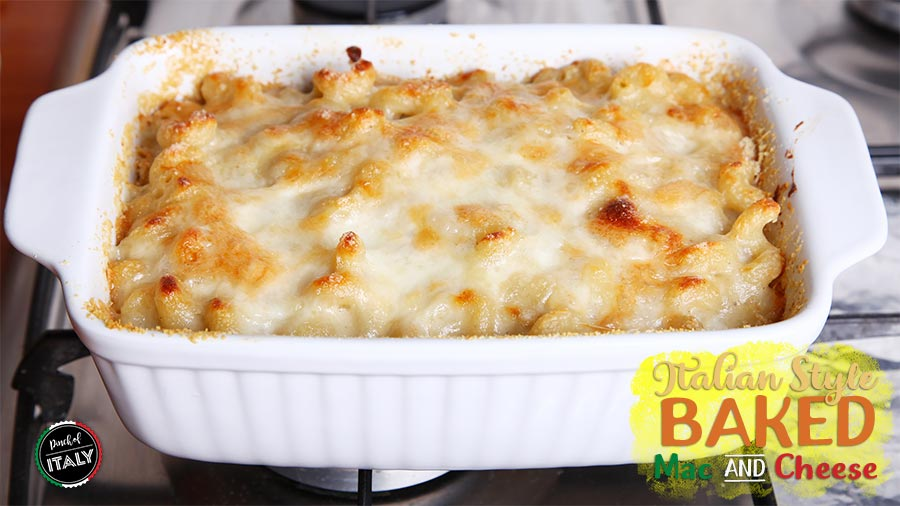 Macaroni and Cheese Steps 7-8-9