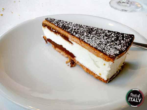 Ricotta Cake With Nutella