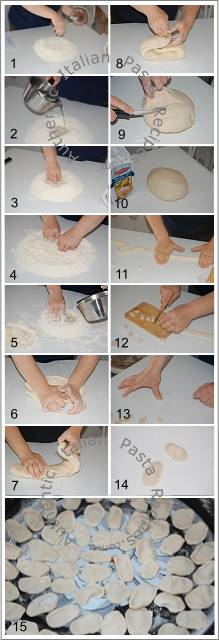 How to Make Orecchiette