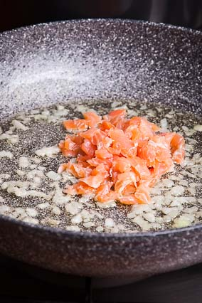 Add the Smoked Salmon Too