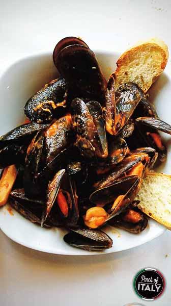 Tuscan Seafood Soup