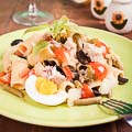 Tuna & Eggs