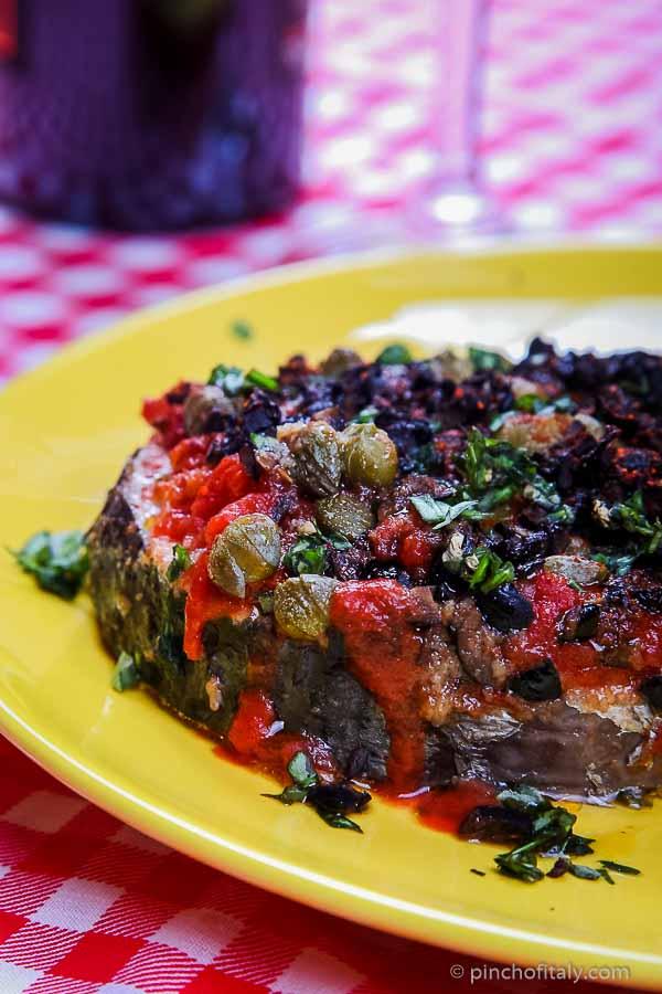 Calabrian Tuna Recipe