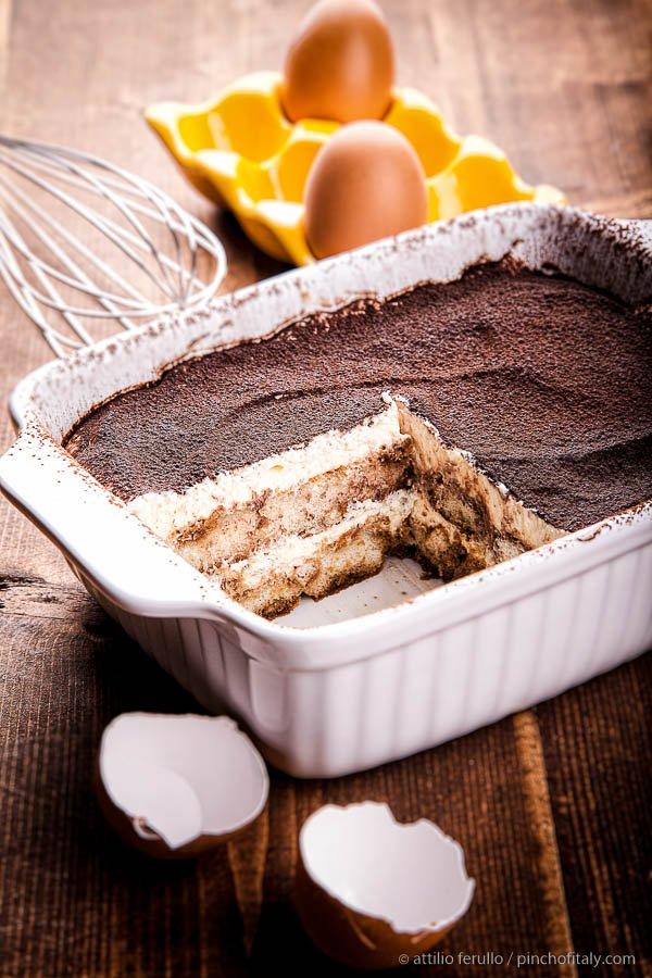 How To Make An Italian Tiramis 249 Cake